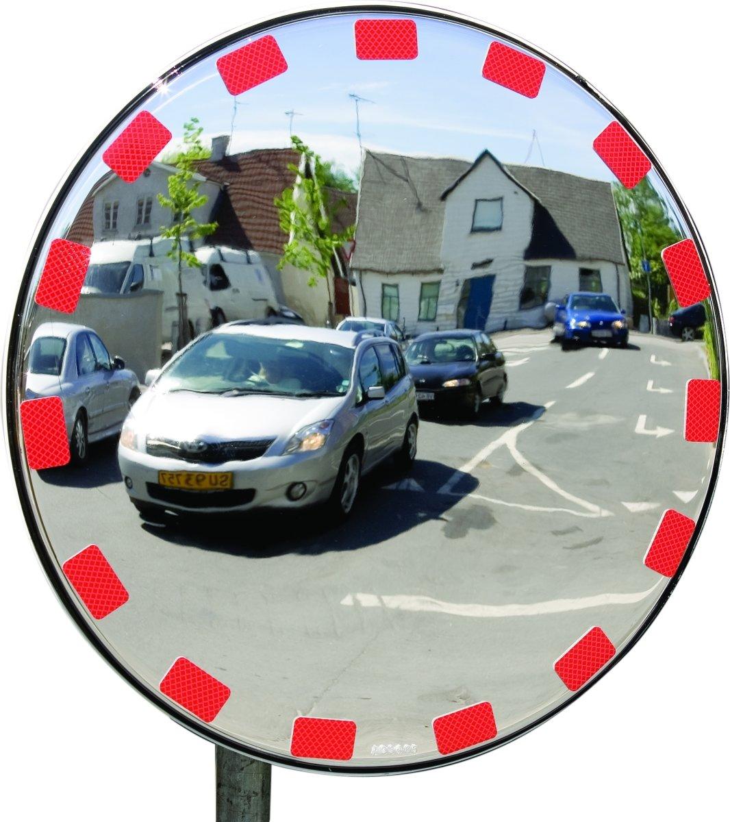 Trafikspejl akryl, rundt ø50 cm