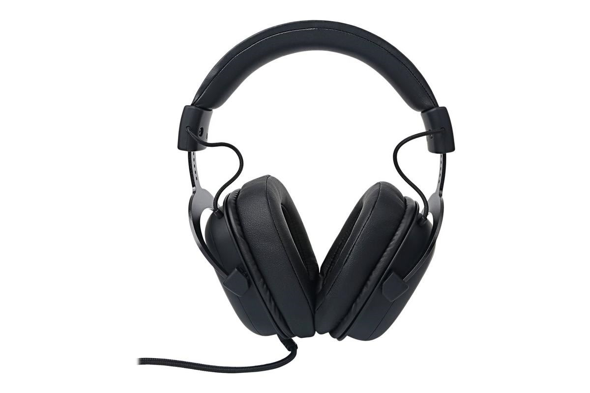 Fourze GH500 over-ear gaming headset, sort
