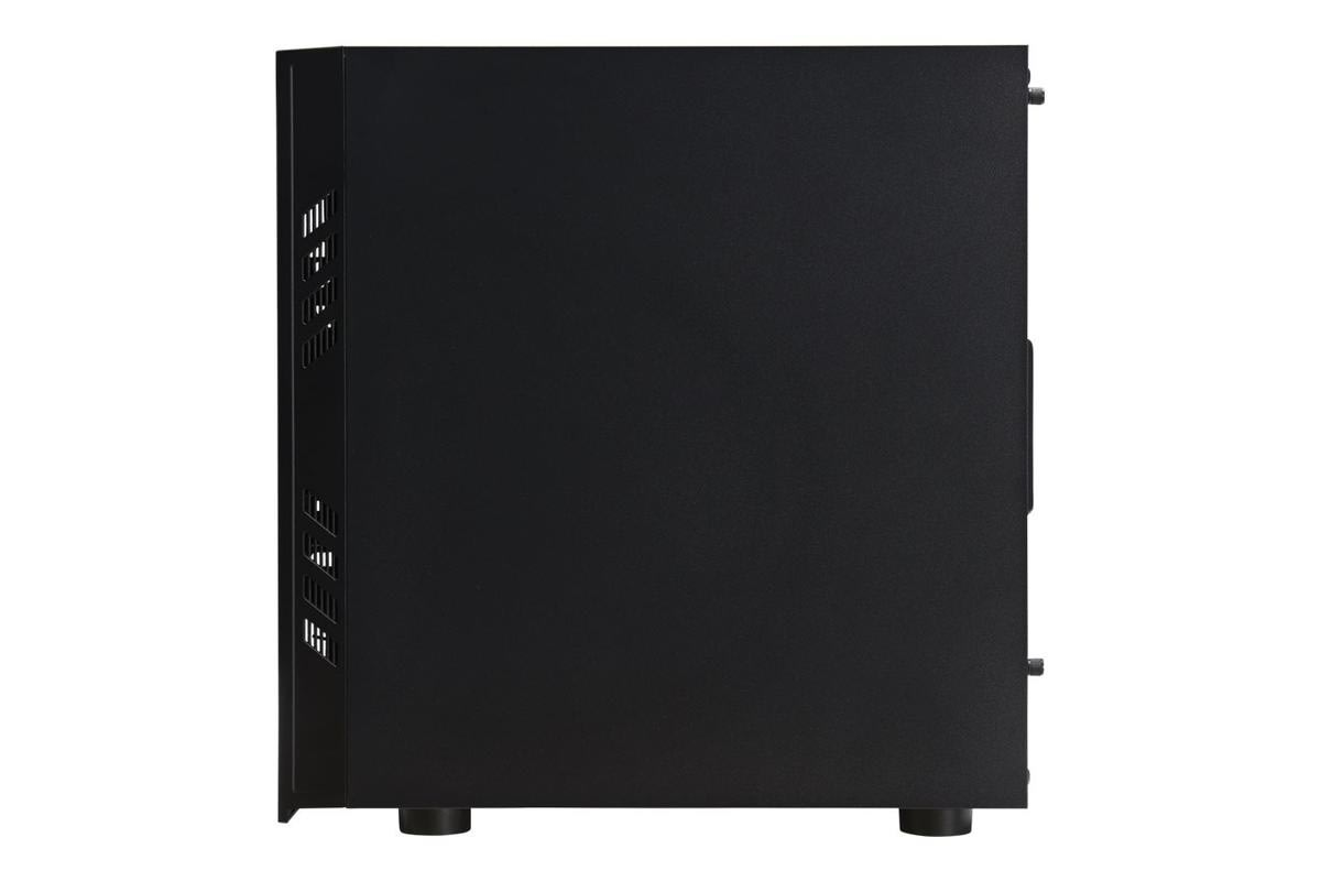 Fourze T155 Micro ATX kabinet, sort