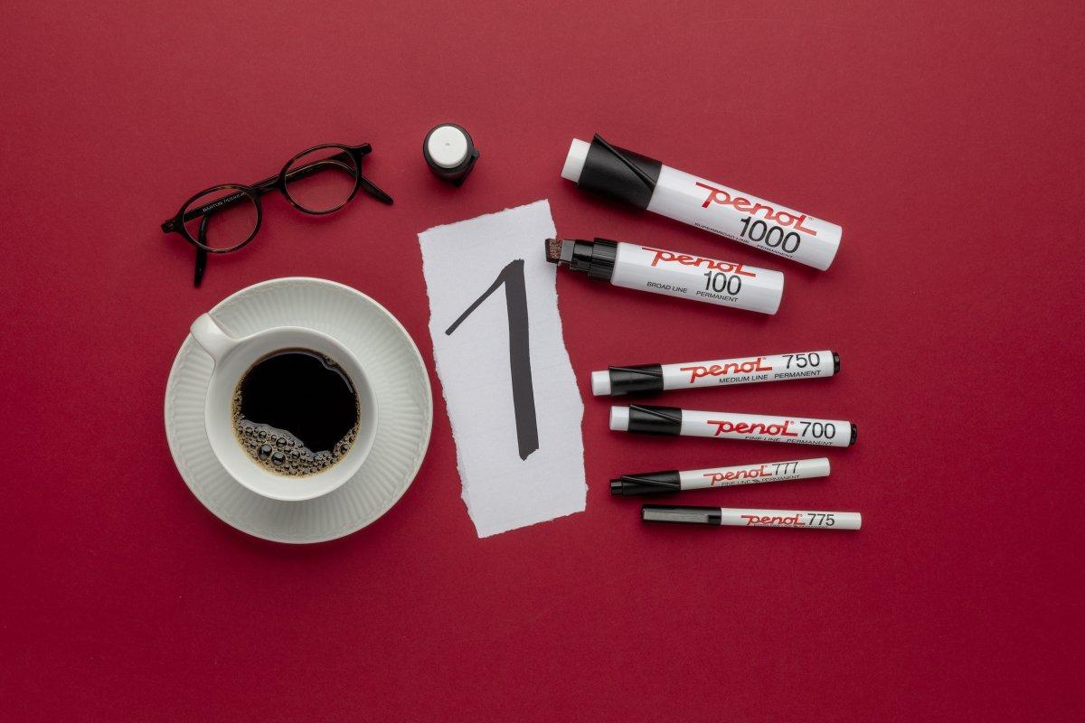 Penol 750 Permanent Marker | Sort