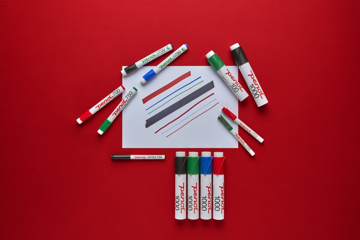 Penol 775 Permanent Marker | Sort