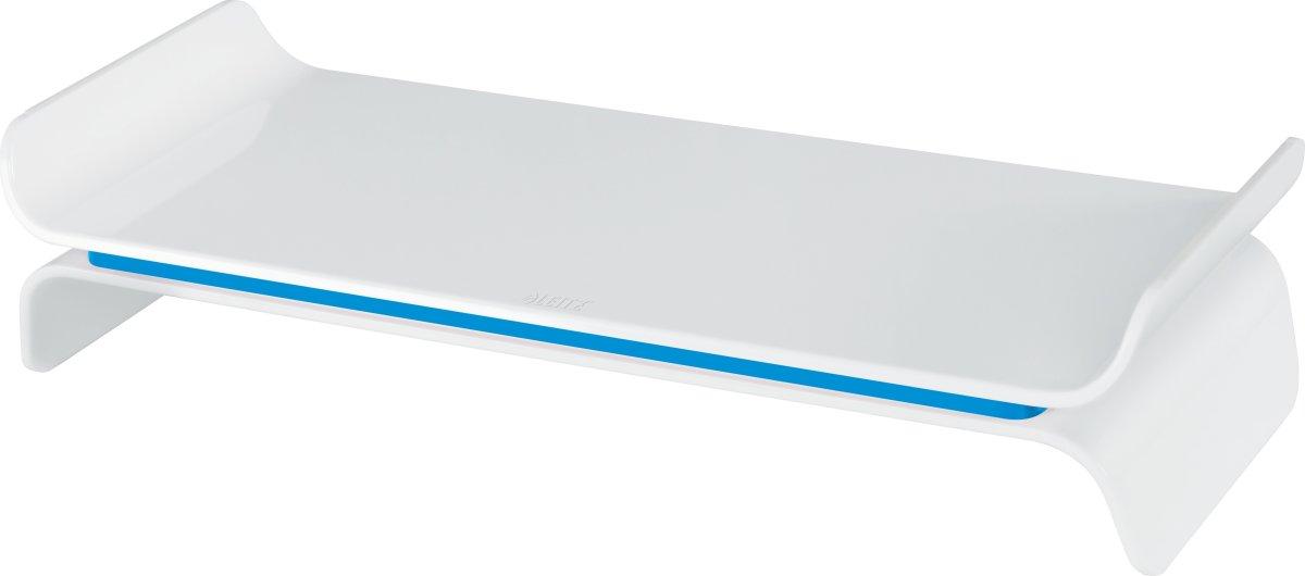Leitz Ergo WOW monitor stand, blå