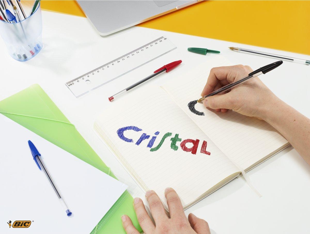 BiC Cristal Original Kuglepen | Blå | Valuepack