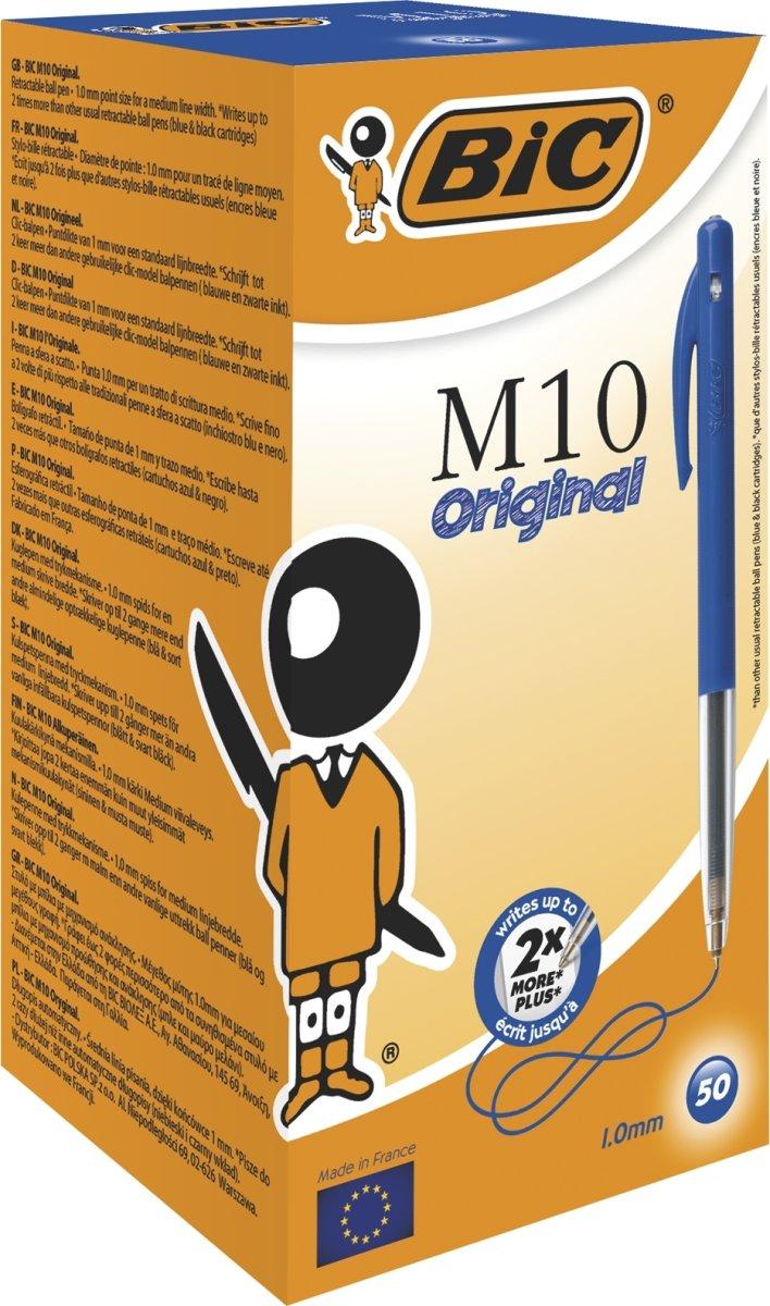 BiC M10 Original Kuglepen M | Blå