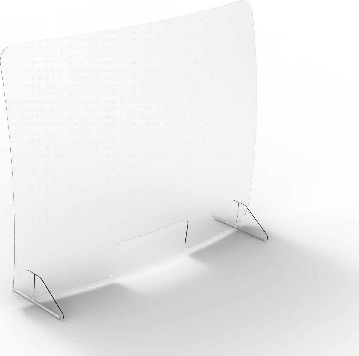 Hygiejne Skærm 80 x 100cm