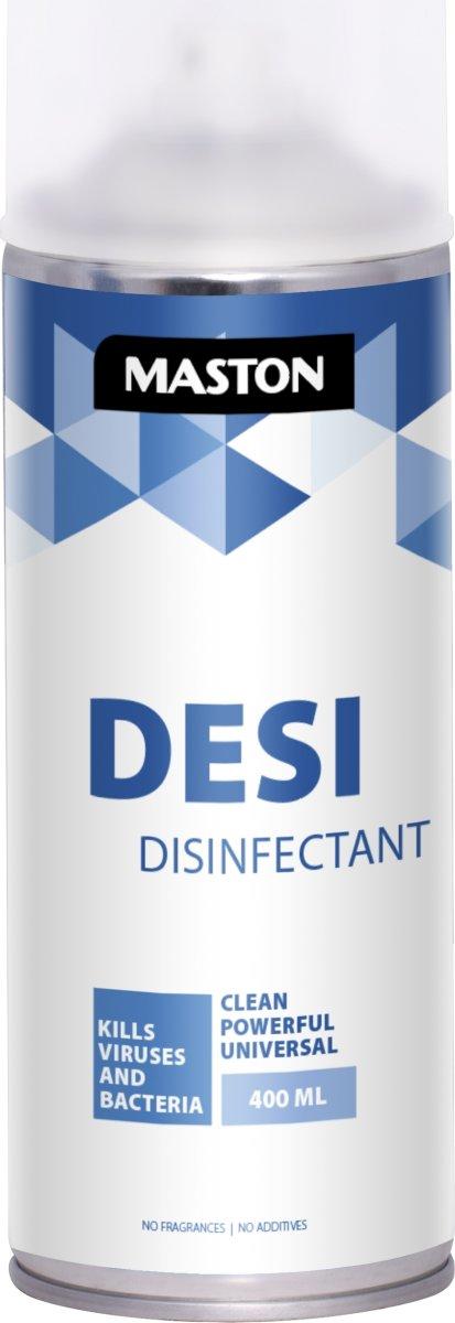 Maston Desi Disinfektion Spray 70 %, 400 ml