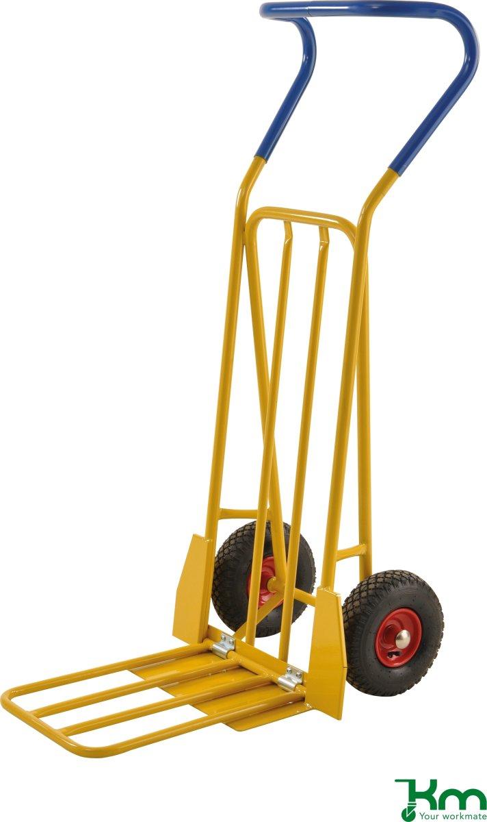 Handle sækkevogn med udfald, 250 kg