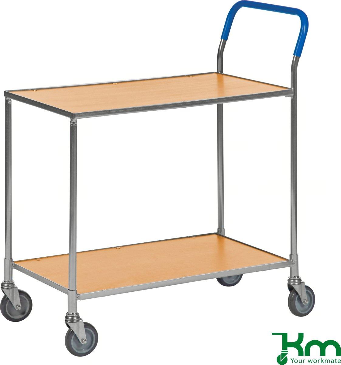 Selection rullebord Galvaniseret/Bøg