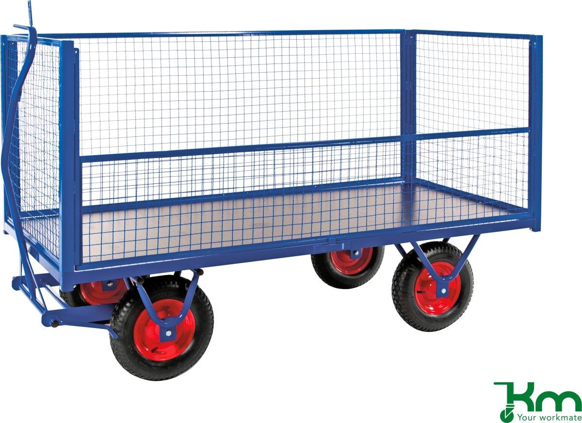 Tilkøb netsider til lagervogn heavy duty medium