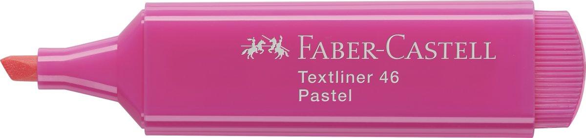 Faber-Castell Textliner, pastel pink