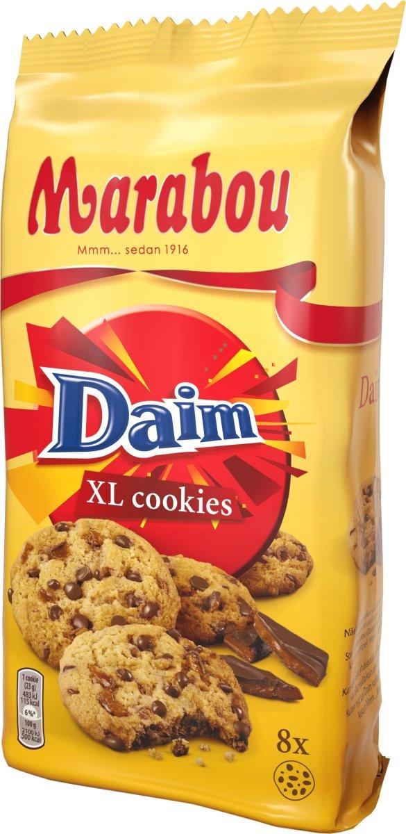 Marabou Cookies Daim, 184g
