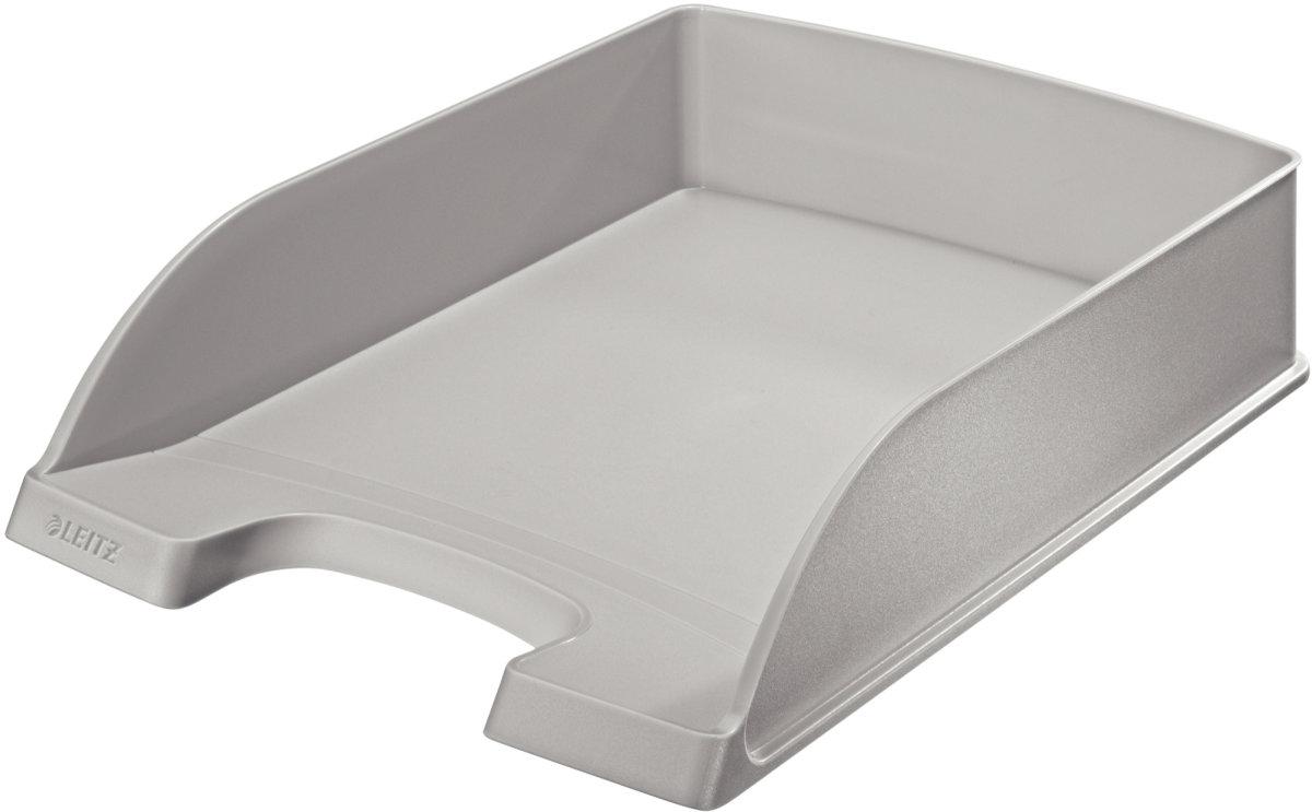 Leitz Plus Standard brevbakke, grå