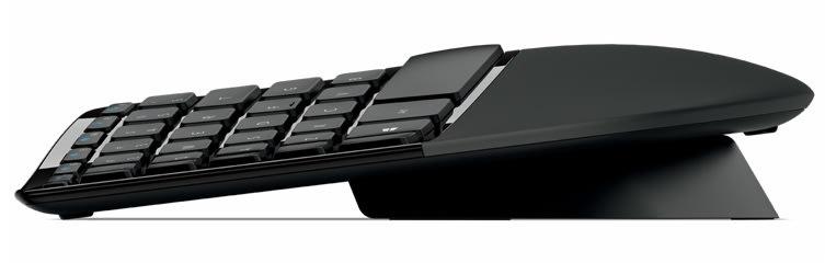 Microsoft Sculpt Ergonomic Desktop tastatur