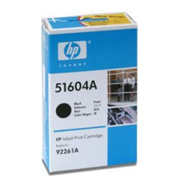 HP 51604A blækpatron sort