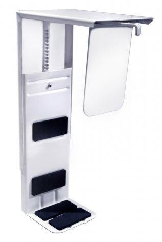 Twinco CPU holder til ophæng, hvid