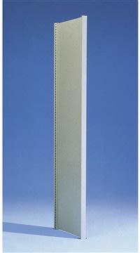 META Clip gavl lukket, 200x50, Galvanis