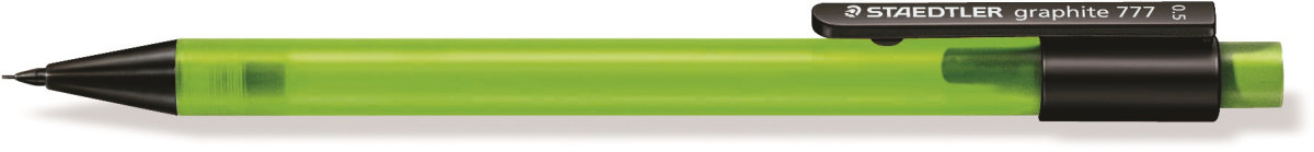 Staedtler Graphite pencil 0,5 mm, grøn