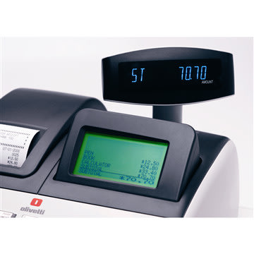 Olivetti ECR 8200S kasseapparat