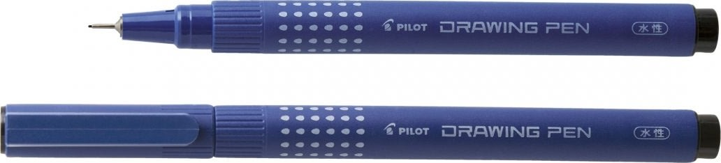 Pilot Drawingpen SW-DR 0,1 mm, sort