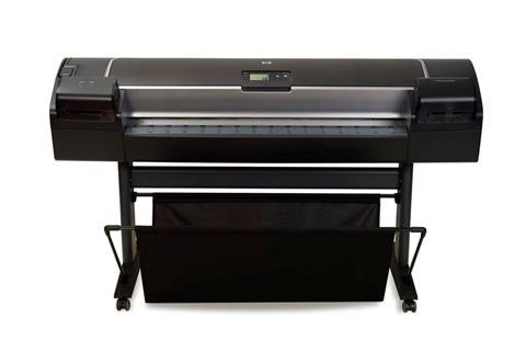HP Designjet Z5200ps storformatsprinter