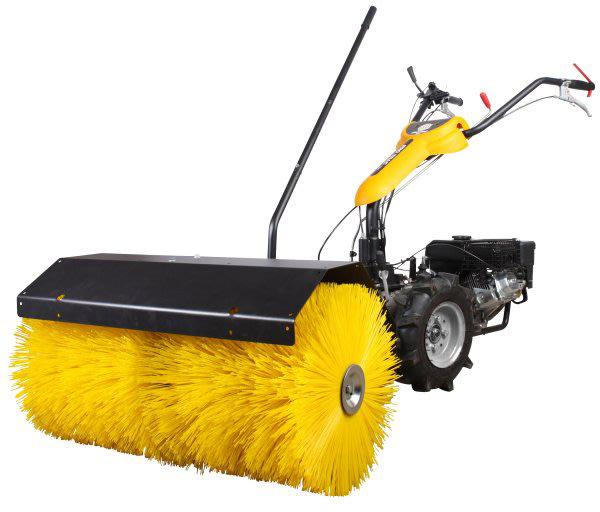 Texas fejemaskine Pro Sweep 750D inkl. kost