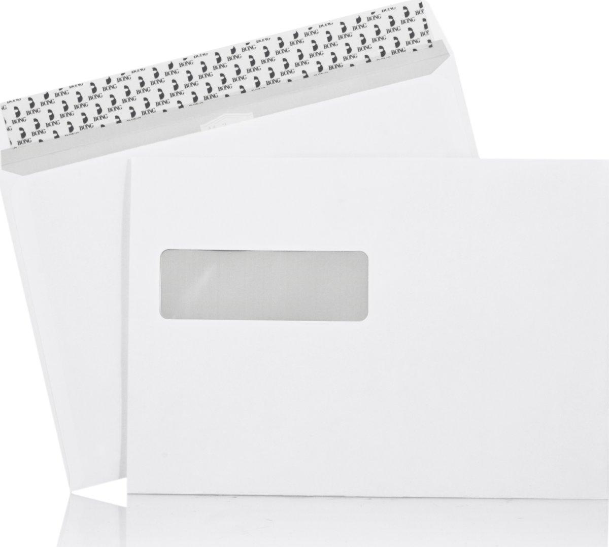 Mailman by Bong Peel & Seal Kuvert A5 M5, m/rude