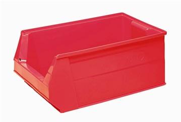 Systembox 2, 500x310x200, Rød