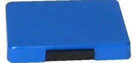 Stempelpude Trodat 6/53, 2 stk. blå