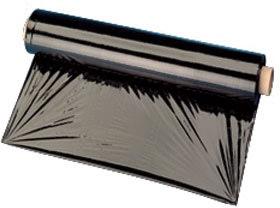 Strækfilm 45cm x 300m x 20my, sort
