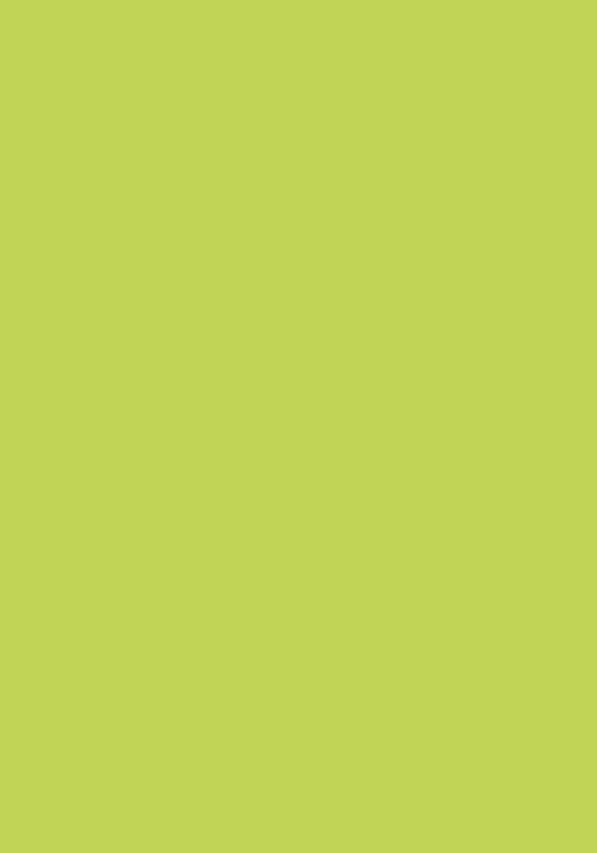 Karton Play Cut, A2, 180g, 100ark, løvgrøn