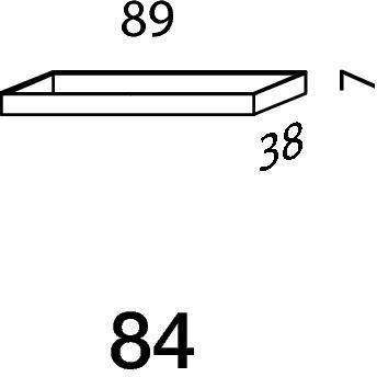 Mistral sektion 084 Antracit