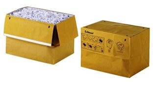 Rexel 2102442 genbrugsmakulatorposer 70L, 50 stk