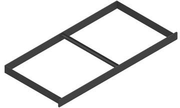 Jive+ Arkivramme til montering på hylde