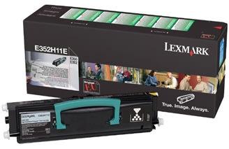 LEXMARK Prebate-Cartridge Black