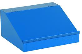 Skrivepult til mobil værkstedsvogn,230x490x445,Blå