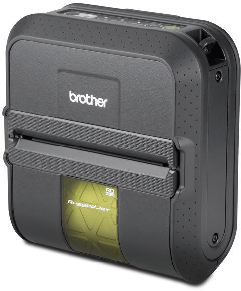 Brother RJ-4030 kvitterings- og labelprinter