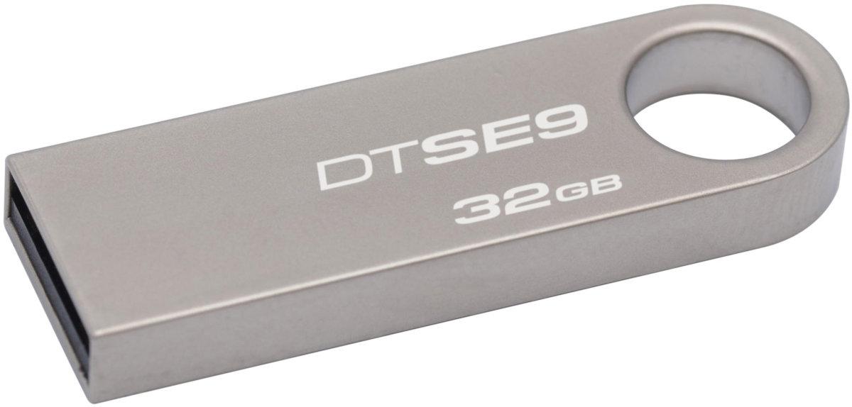 Kingston DT SE9 USB-nøgle 2.0 32GB