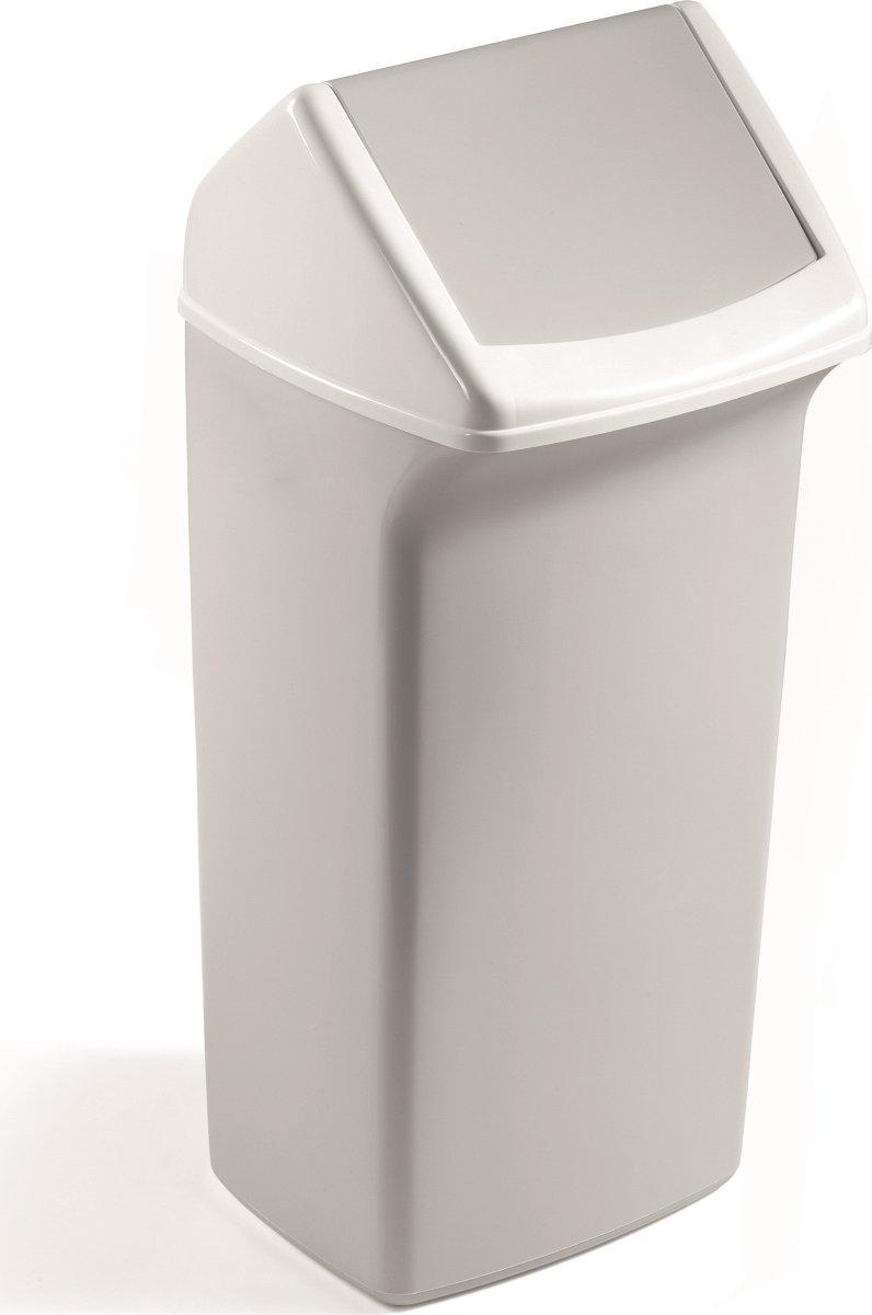 Vippelåg til affaldsspand 40 l, Grå