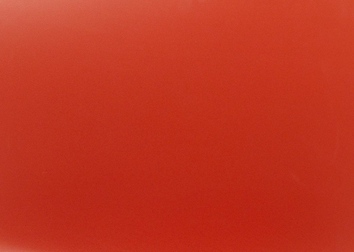 RBM Noor mødestol rød med Alu base