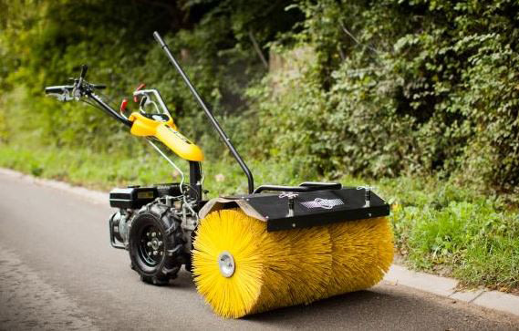 Texas fejemaskine Pro Sweep 750TG inkl. kost