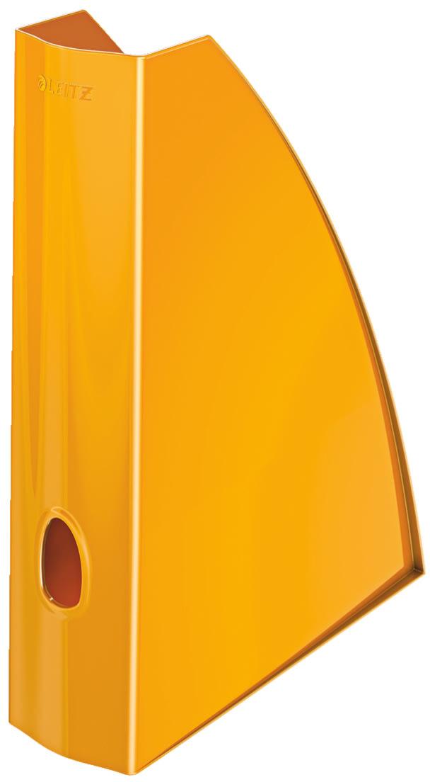 Leitz WOW tidskriftholder, orange