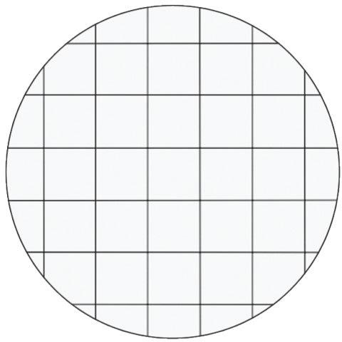 Leitz WOW notesbog A5, kvadreret, hvid