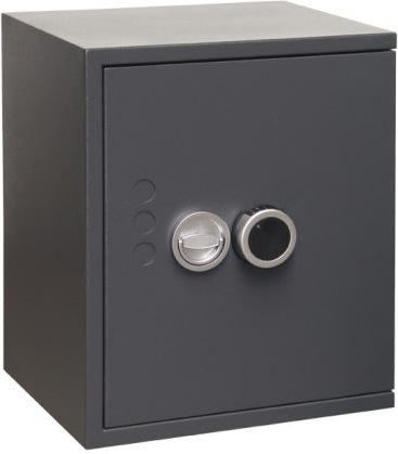 Værdiskab Lyra 66 liter, Kl. 0, 60,5x50x42 cm