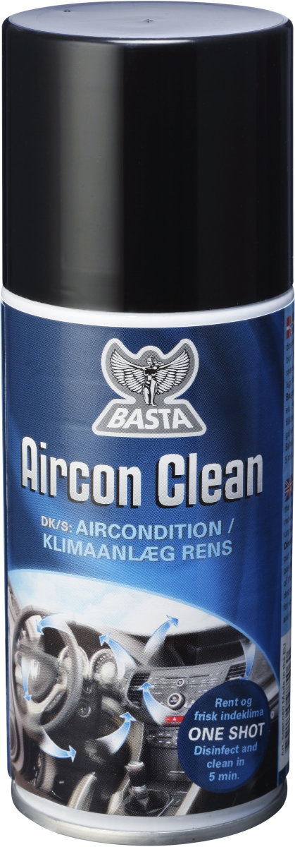 Basta aircon cleaner, 150 ml