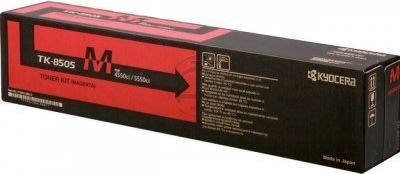 Kyocera TK-8505M lasertoner, rød, 20000s