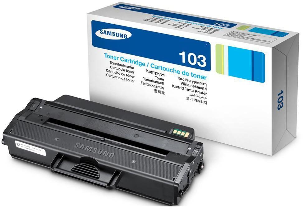 Samsung MLT-D103L/ELS tonere, sort, 2500s