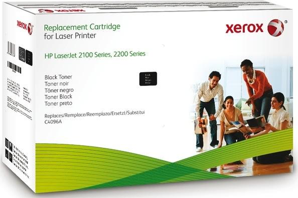 Xerox 96X/003R97329 lasertoner, sort, 5000s