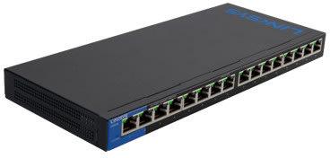 Linksys LGS116-EU Unmanaged Switch 16-port