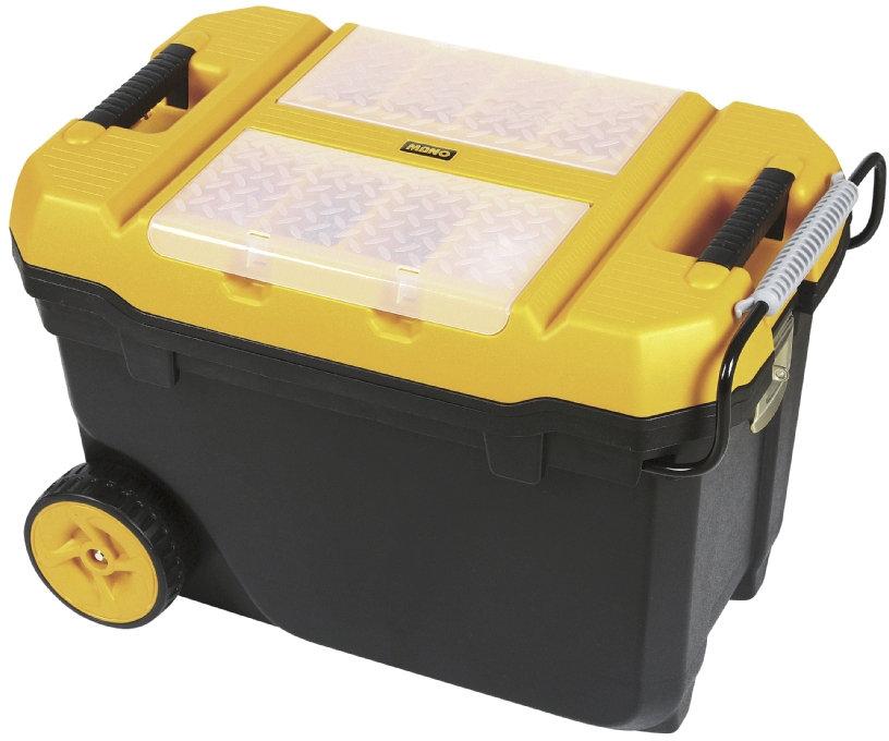 Probuilder værktøjskasse på hjul