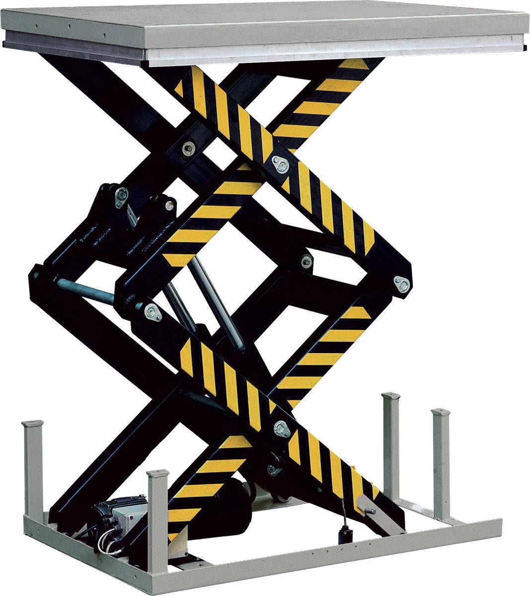 Silverstone el-løftebord, 1000 kg, 305-1780 mm